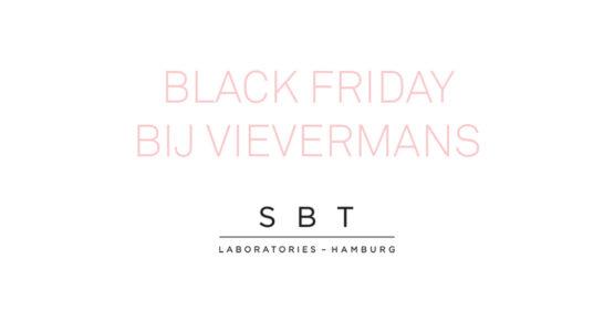 Black Friday en Cyber Monday bij Vievermans