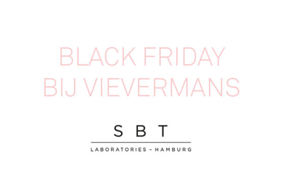 Black Friday en Cyber Monday bij Vievermans